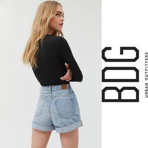 BDG | High Rise Shorts